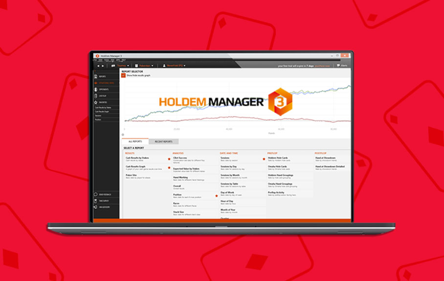 Holdem Manager 3 для пользователей почти бесплатно